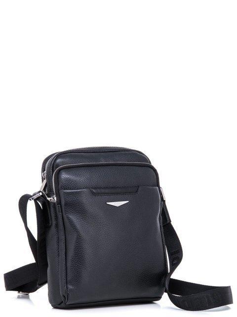 Чёрная сумка планшет Giudi (Джуди) - артикул: К0000030712 - ракурс 1
