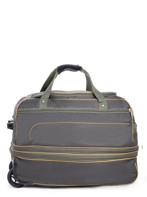 Зелёный чемодан Lbags - 3499.00 руб