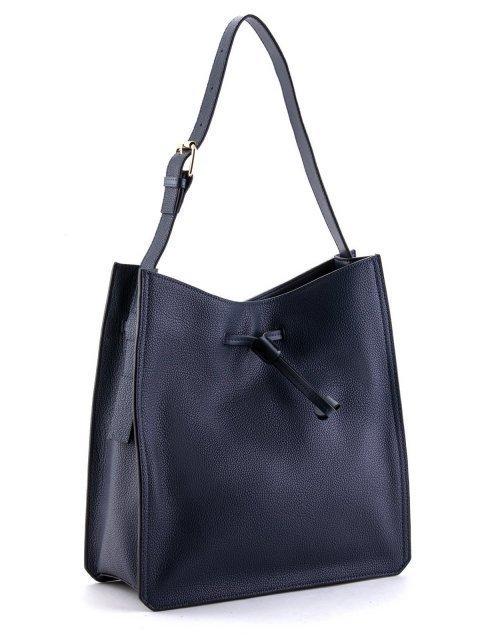 Синий шоппер S.Lavia (Славия) - артикул: К0000027728 - ракурс 1