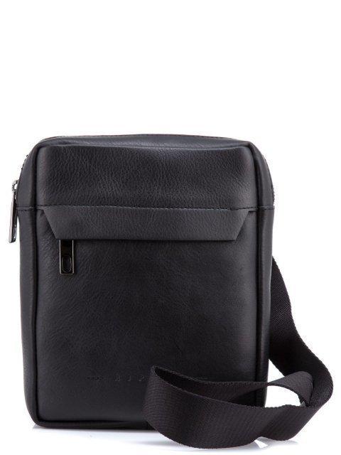 Чёрная сумка планшет Ripani - 10850.00 руб
