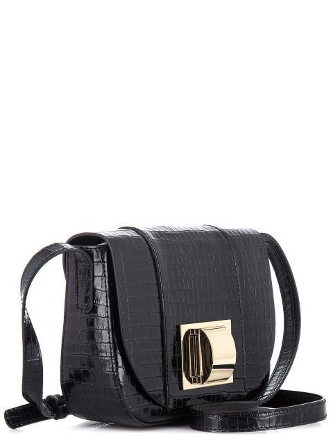 Чёрная сумка планшет Gianni Chiarini (Джанни Кьярини) - артикул: К0000033652 - ракурс 1