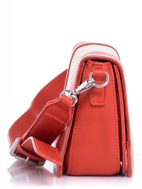 Рыжая сумка планшет David Jones (Дэвид Джонс) - артикул: К0000028621 - ракурс 2