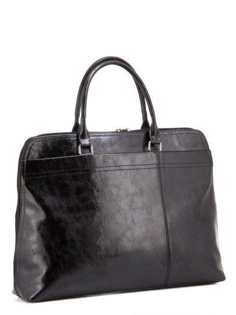 Чёрная сумка классическая S.Lavia (Славия) - артикул: 484 048 01 - ракурс 1