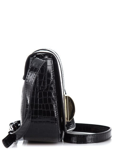 Чёрная сумка планшет Gianni Chiarini (Джанни Кьярини) - артикул: К0000033652 - ракурс 2