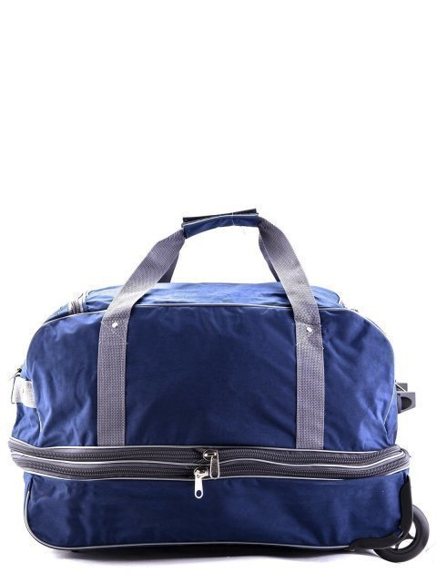 Синий чемодан Lbags (Эльбэгс) - артикул: К0000013246 - ракурс 3