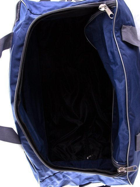 Синий чемодан Lbags (Эльбэгс) - артикул: К0000013246 - ракурс 6