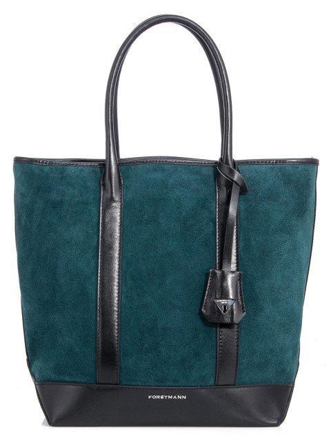 Бирюзовая сумка классическая FORSTMANN - 2574.00 руб