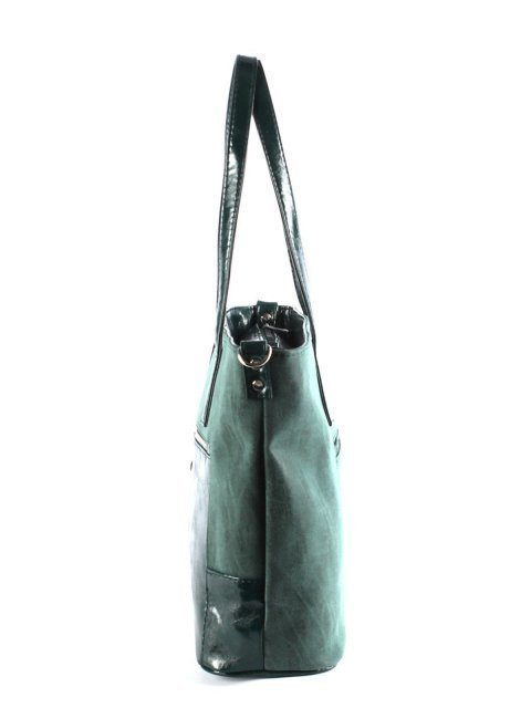 Зелёный шоппер S.Lavia (Славия) - артикул: 780 500 31 - ракурс 1