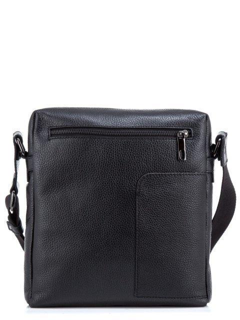 Чёрная сумка планшет Ripani (Рипани) - артикул: К0000033167 - ракурс 3
