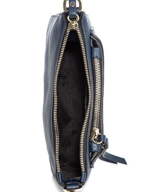 Синяя сумка планшет Gianni Chiarini (Джанни Кьярини) - артикул: К0000033570 - ракурс 4