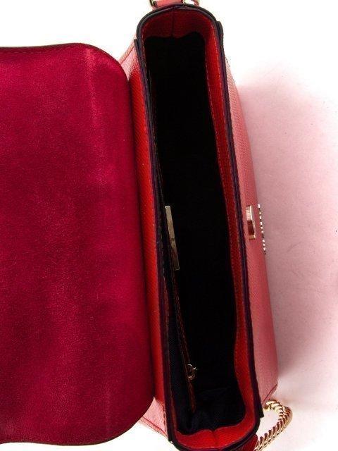 Красная сумка планшет Cromia (Кромиа) - артикул: К0000028492 - ракурс 5