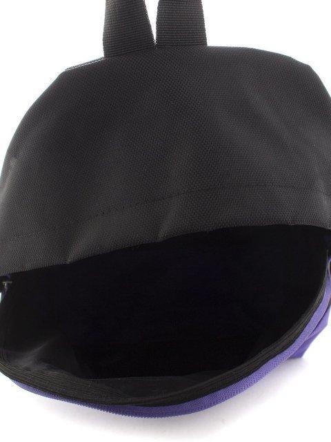 Чёрный рюкзак Lbags (Эльбэгс) - артикул: К0000018662 - ракурс 3