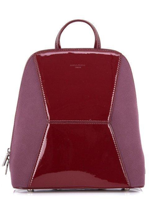 Бордовый рюкзак David Jones - 1434.00 руб