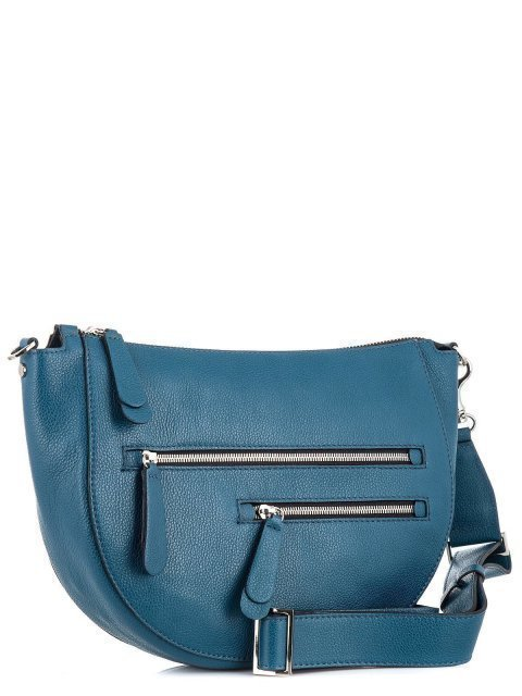 Синяя сумка планшет Gianni Chiarini (Джанни Кьярини) - артикул: К0000033618 - ракурс 1
