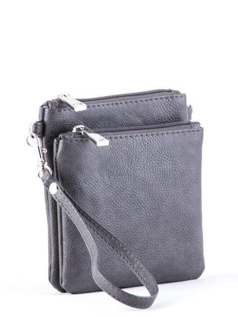 Серая сумка планшет S.Lavia (Славия) - артикул: 893 13 05 - ракурс 1