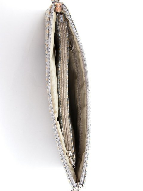 Серая сумка планшет S.Lavia (Славия) - артикул: 592 02 05 - ракурс 4