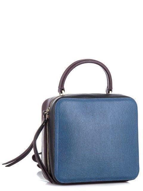 Синий портфель Gianni Chiarini (Джанни Кьярини) - артикул: К0000033661 - ракурс 1