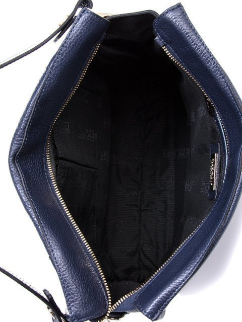 Синяя сумка мешок Ripani (Рипани) - артикул: К0000032543 - ракурс 4