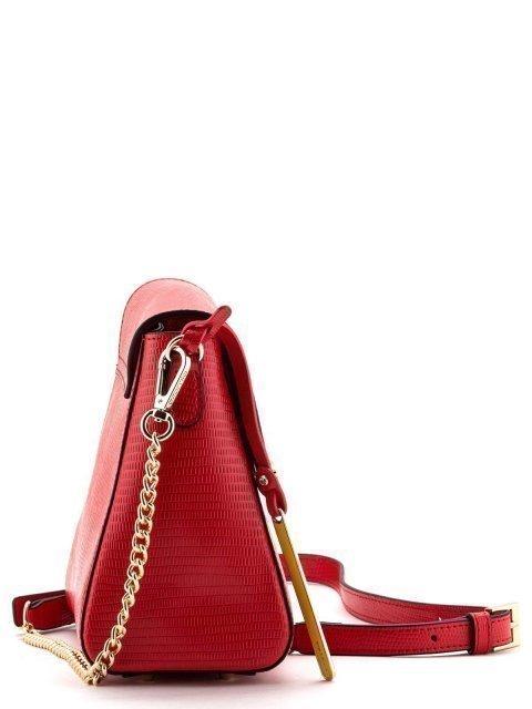 Красная сумка планшет Cromia (Кромиа) - артикул: К0000028492 - ракурс 3