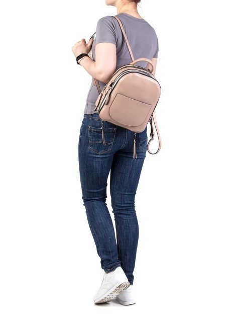 Бежевый рюкзак Gianni Chiarini (Джанни Кьярини) - артикул: К0000029374 - ракурс 1
