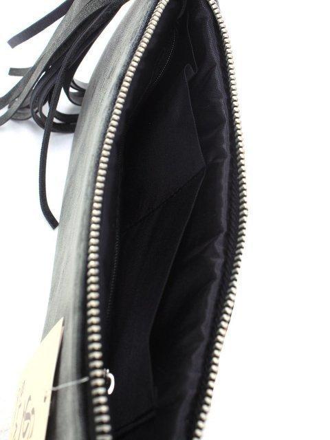 Чёрная сумка планшет S.Lavia (Славия) - артикул: 708 500 01 - ракурс 3
