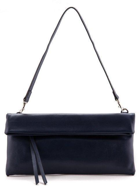 Синяя сумка планшет Gianni Chiarini - 2999.00 руб