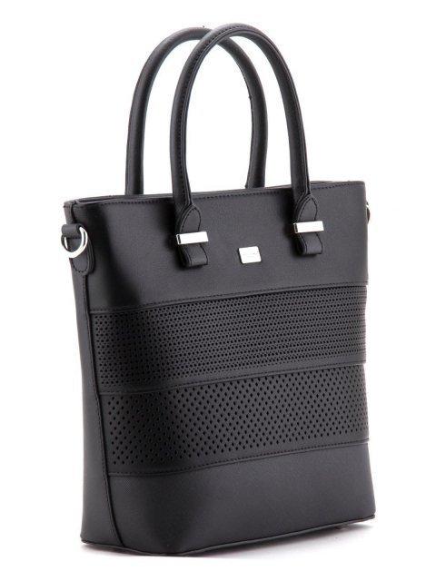 Чёрная сумка классическая David Jones (Дэвид Джонс) - артикул: К0000027172 - ракурс 1