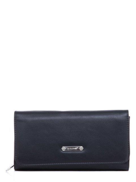 Чёрная сумка планшет David Jones - 640.00 руб