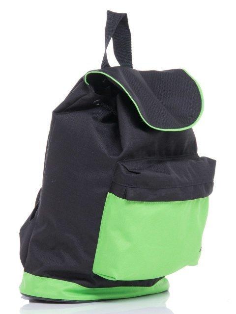 Зелёный рюкзак Lbags (Эльбэгс) - артикул: К0000030344 - ракурс 1