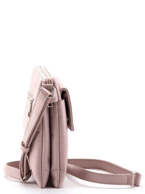 Розовая сумка планшет S.Lavia (Славия) - артикул: 907 601 42 - ракурс 2