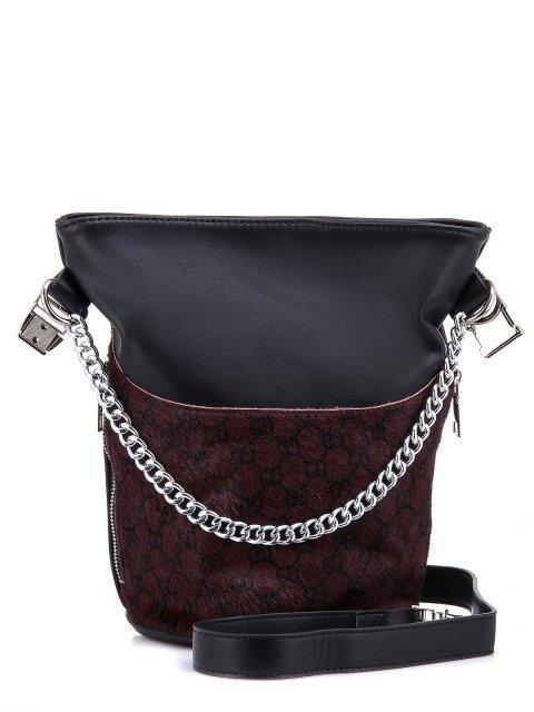 Бордовая сумка мешок Angelo Bianco - 996.00 руб