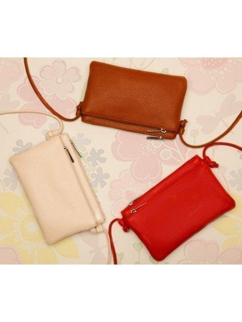 Красная сумка планшет S.Lavia (Славия) - артикул: 899 902 04 - ракурс 5