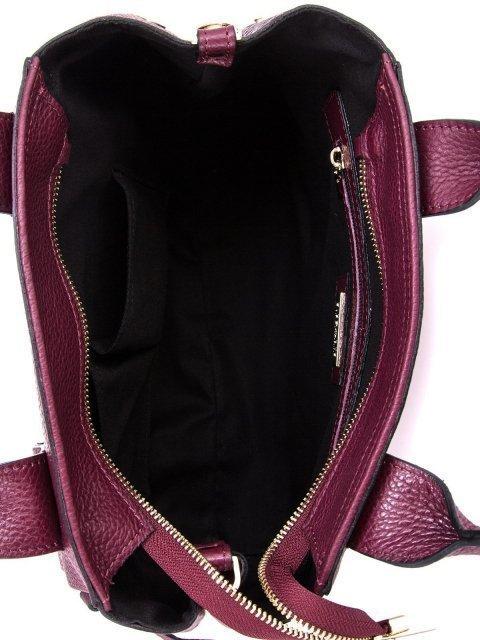 Бордовая сумка классическая Ripani (Рипани) - артикул: К0000032606 - ракурс 4
