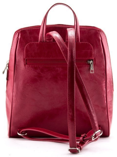 Красный рюкзак S.Lavia (Славия) - артикул: 839 923 04 - ракурс 4