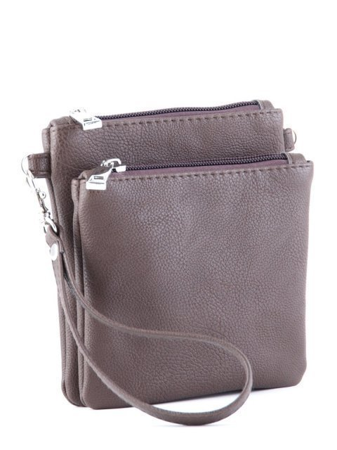 Коричневая сумка планшет S.Lavia (Славия) - артикул: 893 63 02 - ракурс 1