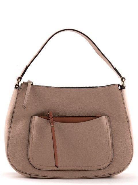 Бежевая сумка мешок Gianni Chiarini - 6954.00 руб