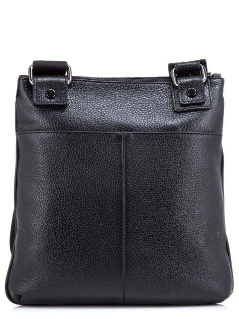 Чёрная сумка планшет Ripani (Рипани) - артикул: К0000033166 - ракурс 3