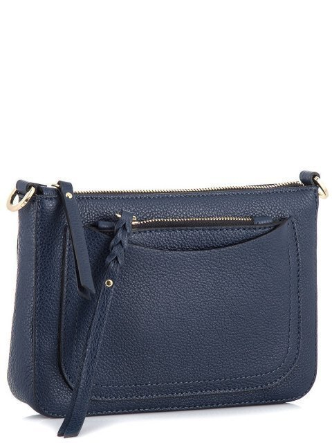 Синяя сумка планшет Gianni Chiarini (Джанни Кьярини) - артикул: К0000033570 - ракурс 1