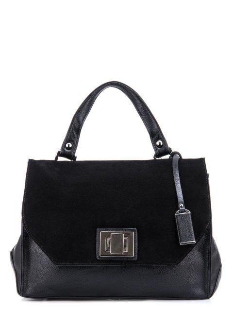 Чёрный портфель Polina - 1556.00 руб