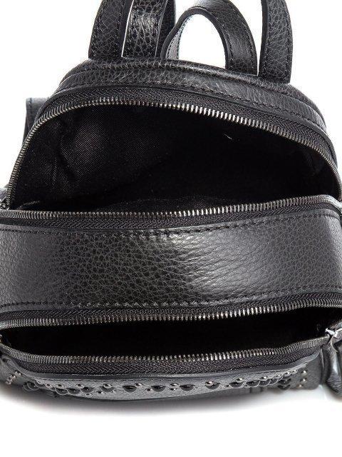 Чёрный рюкзак Gianni Chiarini (Джанни Кьярини) - артикул: К0000033585 - ракурс 4