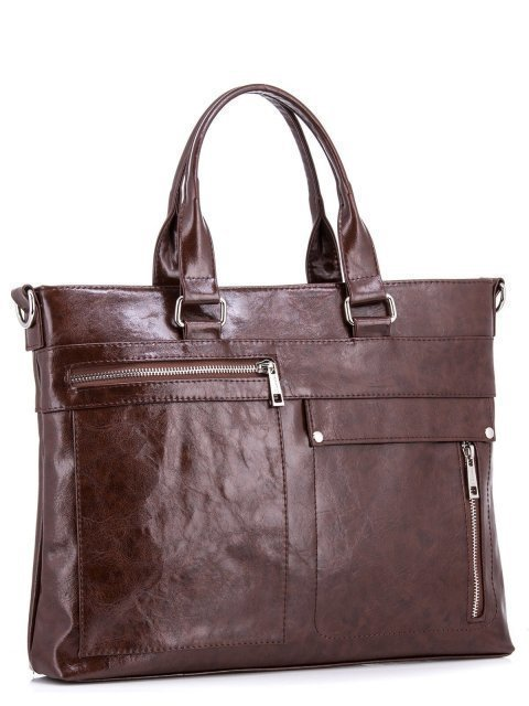 Коричневая сумка классическая S.Lavia (Славия) - артикул: 355 048 02 - ракурс 1