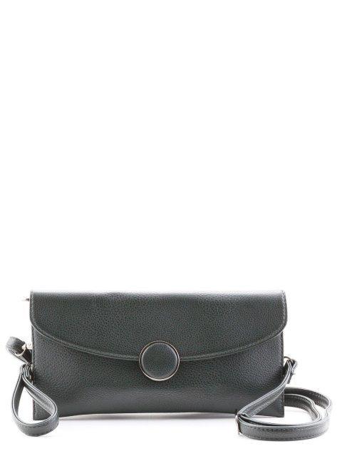 Зелёная сумка планшет Polina - 837.00 руб