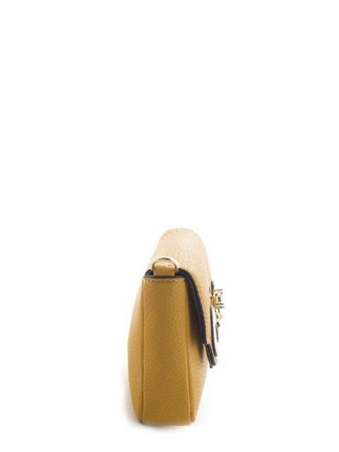 Жёлтая сумка планшет LULUMINA (Лалумина) - артикул: К0000018269 - ракурс 1