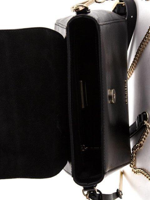 Чёрная сумка планшет Cromia (Кромиа) - артикул: К0000028567 - ракурс 5