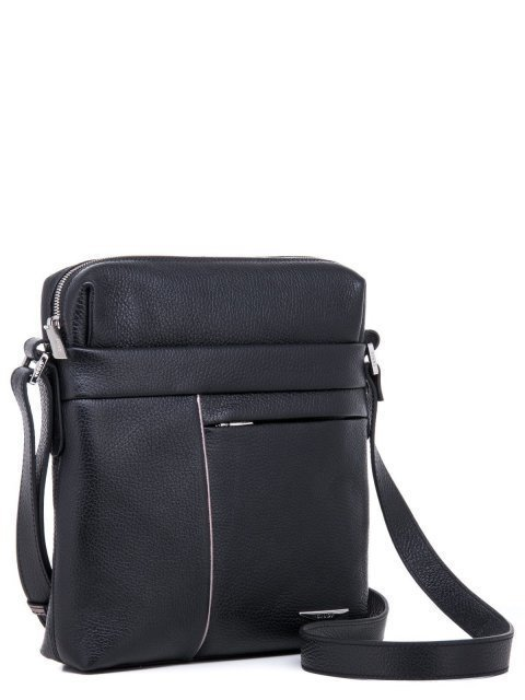 Чёрная сумка планшет Giudi (Джуди) - артикул: К0000030714 - ракурс 1