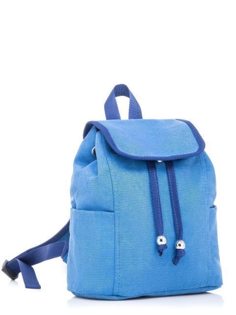 Голубой рюкзак S.Lavia (Славия) - артикул: Р05 014.70 - ракурс 1