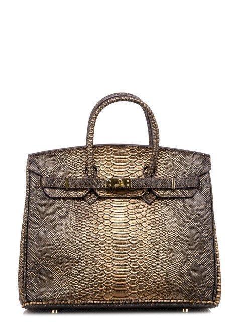 Бронзовая сумка классическая Angelo Bianco - 1942.00 руб