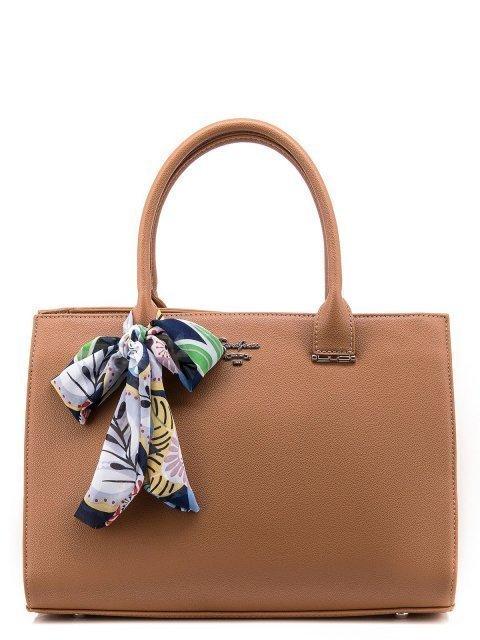 Рыжая сумка классическая David Jones - 1350.00 руб