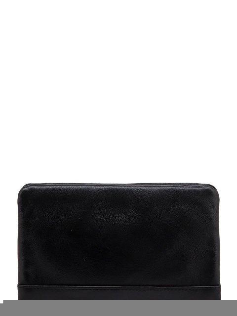 Чёрная сумка планшет S.Lavia (Славия) - артикул: 0046 10 01 - ракурс 3