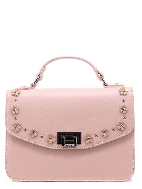Розовый портфель David Jones - 1150.00 руб